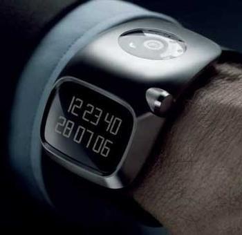 Ventura presenta el primer reloj digital cinético