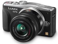 Panasonic Lumix GF6 en México