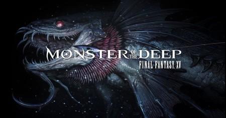Final Fantasy XV apuesta por la realidad virtual con Monsters of the Deep [E3 2017]