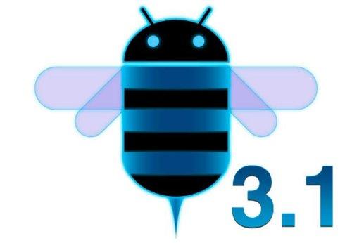 GoogleanunciaylanzaAndroidHoneycomb3.1