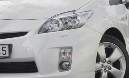 Toyota Prius Comparativa 2