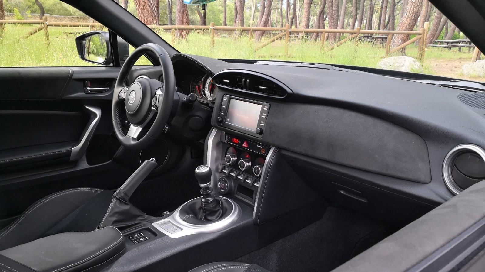 Foto de Toyota GT86 - Fotos interiores (7/28)