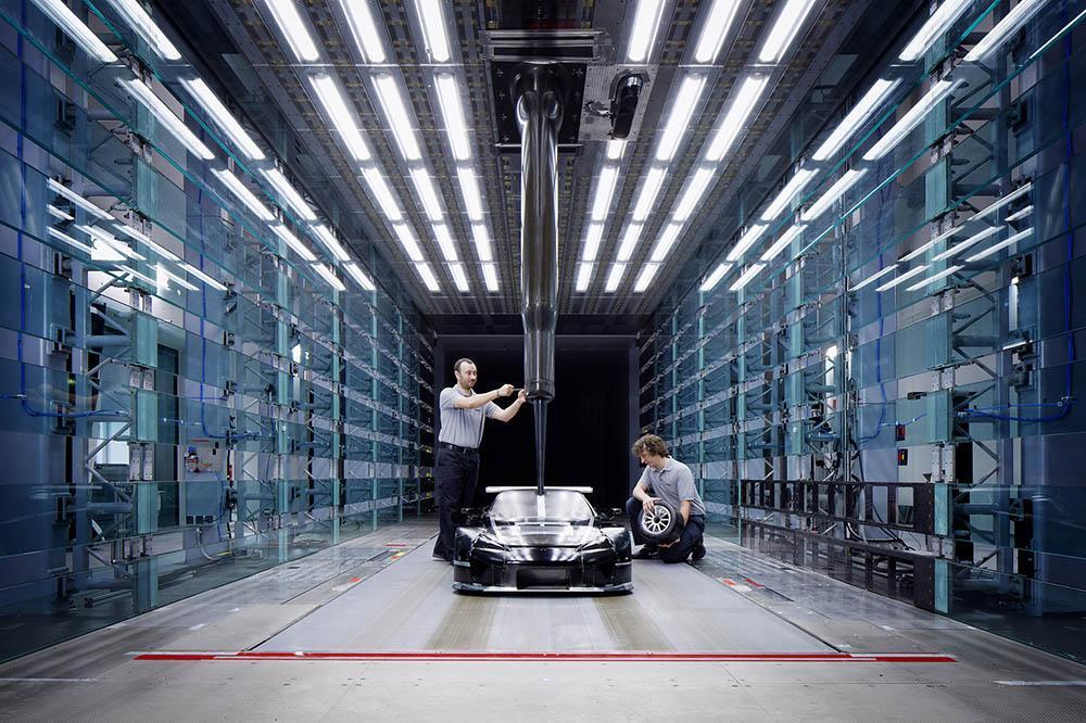 Foto de Lexus LFA GTE (5/6)