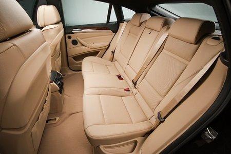 BMW rectifica y dota de 5 plazas al X6
