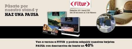 Ofertas exclusivas y descuentos para tus viajes si compras en Fitur