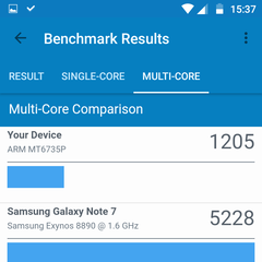 Foto 3 de 8 de la galería moto-e3-benchmarks en Xataka Android