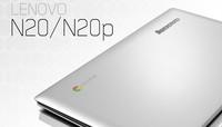 Lenovo N20 y N20P se abren paso en Chromebooks con pantalla táctil que gira 300°