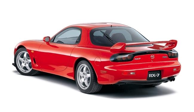 Mazda RX-7 años 90 02