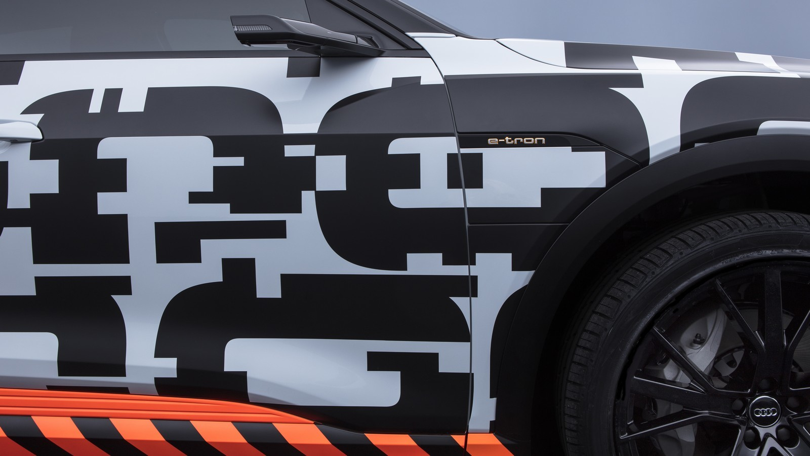 Foto de Audi e-tron prototype (8/21)
