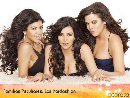 Familias peculiares: La de Kim Kardashian