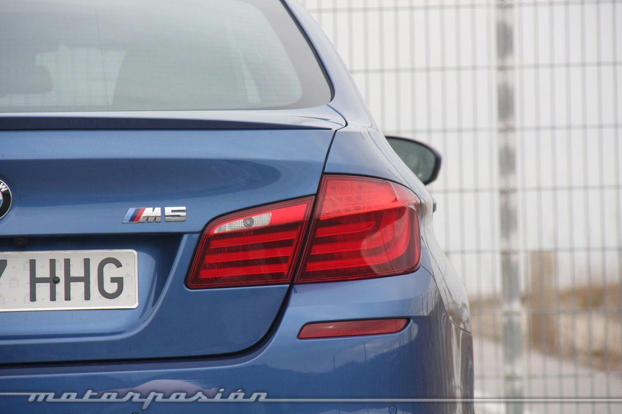 Foto de BMW M5 (Prueba) (81/136)