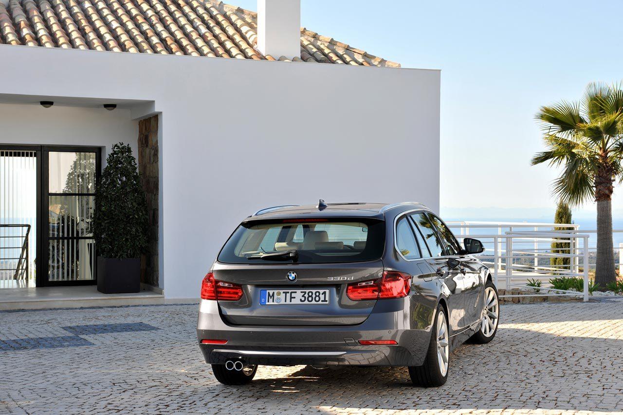 Foto de BMW Serie 3 Touring 2012 (20/43)