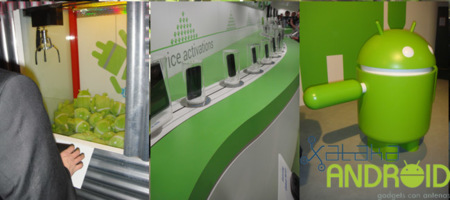 Android Land MWC 2012