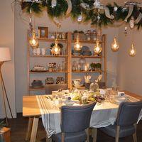 El Corte Inglés: Una Navidad rústica y nórdica llena de madera y elementos naturales