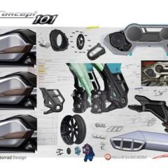 Foto 33 de 33 de la galería bmw-concept-101-bagger en Motorpasion Moto