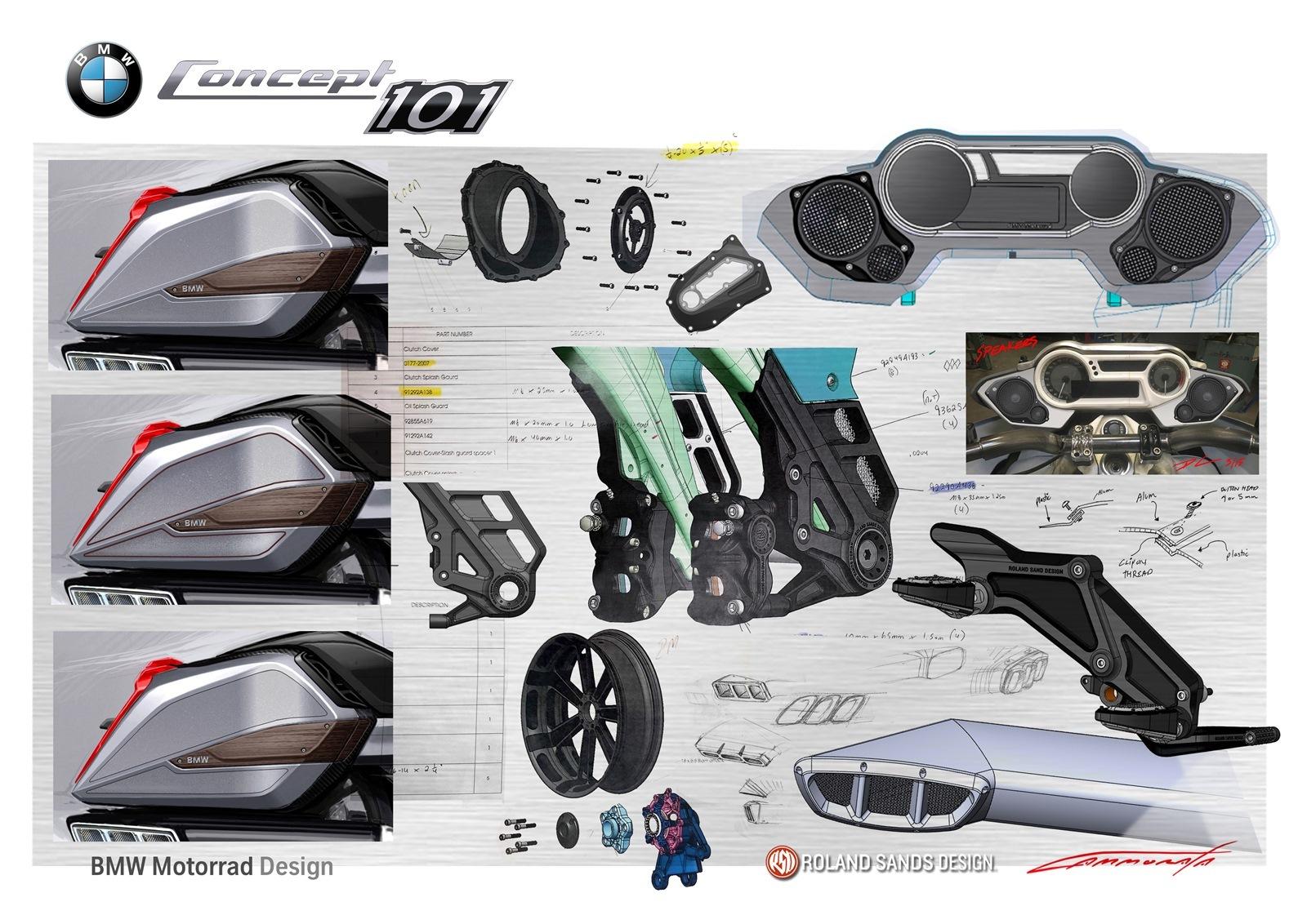 Foto de BMW Concept 101 Bagger (33/33)