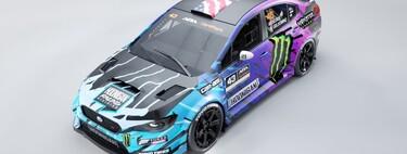 Regreso a casa, Ken Block vuelve con la marca japonesa y estrena nuevo Subaru WRX STI para campeonato de rally