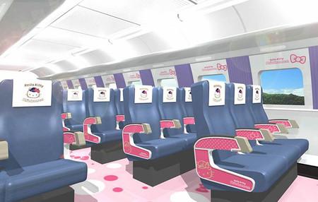 Tren Bala De Hello Kitty 3
