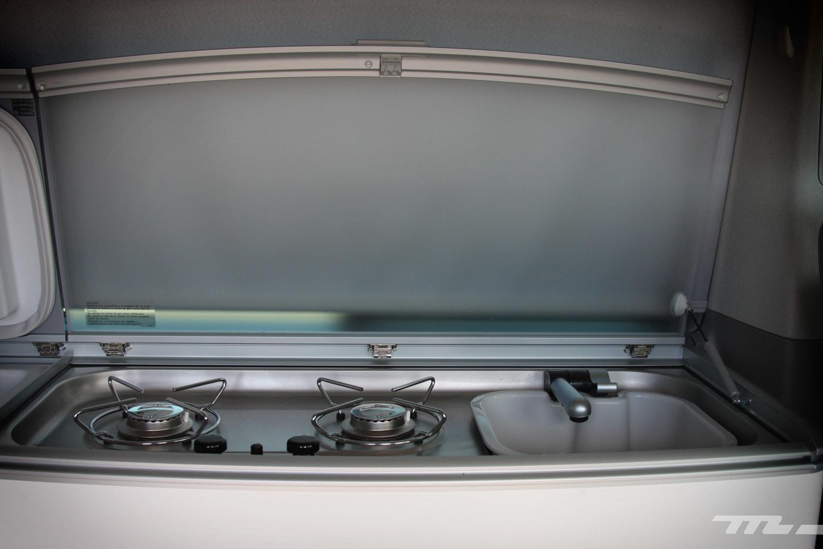 Foto de Volkswagen California T6 (prueba) (9/34)