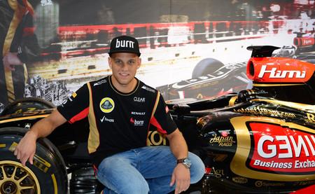 El piloto júnior de Lotus F1 Marco Sorensen seguirá en la Fórmula Renault 3.5 y competirá con Tech 1 Racing