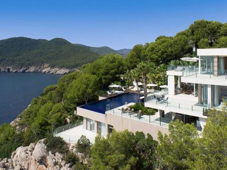 """La mansión de lujo """"casual"""" de Sant Joan de Labritja en Ibiza"""