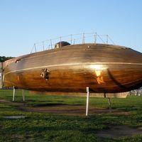 Ictíneo II: el primer submarino con motor a vapor fue español y salió del puerto de Barcelona