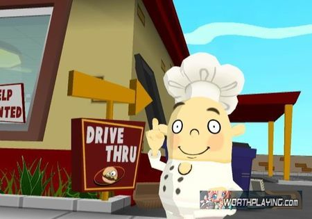 'Order Up!' anunciado para Wii