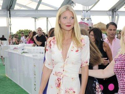 ¿Tienes un evento este verano?: copia el look de labios rojos de Gwyneth Paltrow
