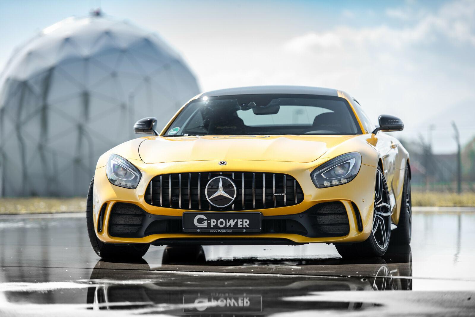 Foto de G-Power Mercedes-AMG GT R (1/11)