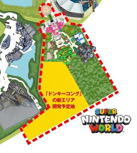 Super Nintendo World Donkey Kong 02