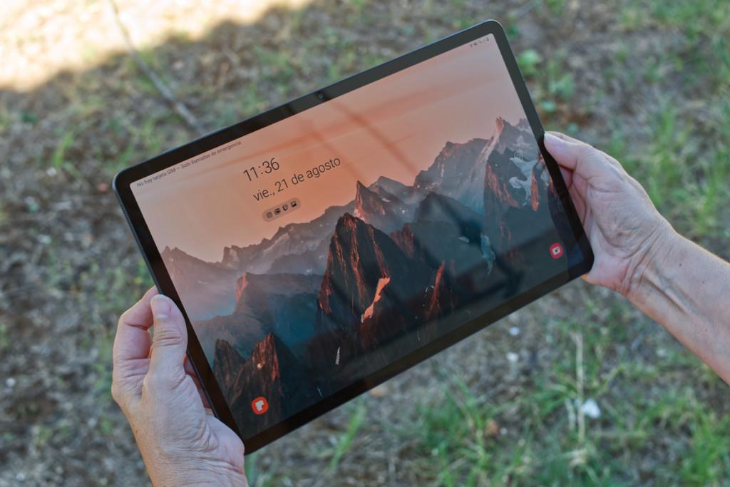 Samsung Galaxy Tab S7  5G, análisis: una pantalla sobresaliente, un sonido soberbio y un problema llamado Android