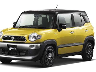 Suzuki Xbee Concept, el micro crossover japonés que se presentará en Tokio