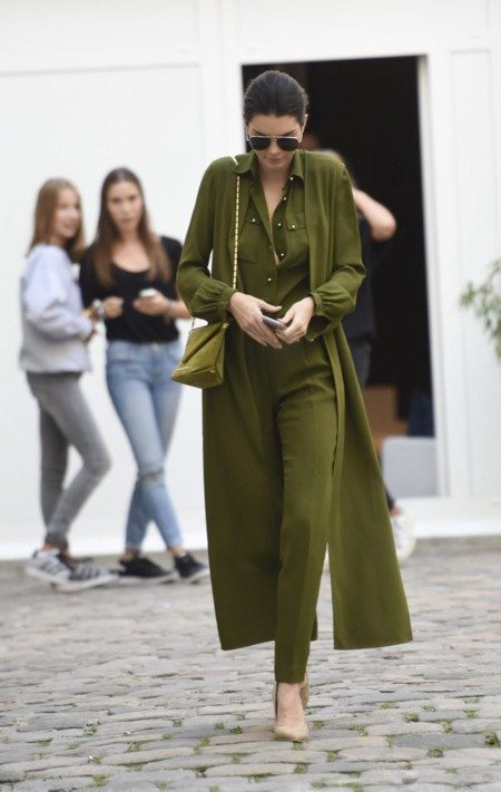 Kendall Jenner Outfit 4