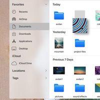 Este concepto muestra cómo podría ser un macOS más plano y basado en iOS y iPadOS
