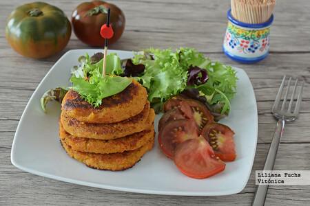 11 hamburguesas veganas que puedes preparar fácilmente en casa