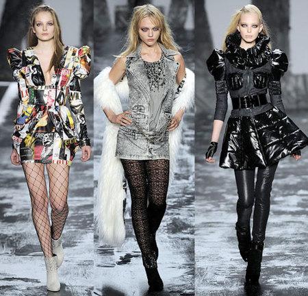 Miss Sixty Otoño-Invierno 2009/10 en la Semana de la Moda de Nueva York