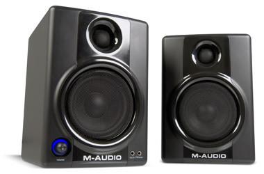 M-Audio Studiophile AV40, altavoces para músicos