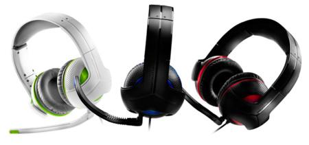 Thrustmaster quiere darle el mejor sonido a los más jugones con su nueva gama de auriculares