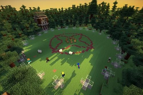 Minecraft, el padre de los battle royale, celebra su décimo cumpleaños