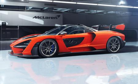 Video: Este es el motivo por el que McLaren decidió ponerle Senna a su nuevo auto