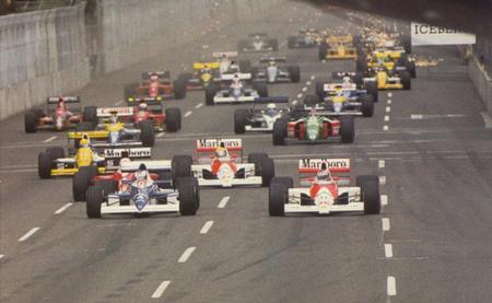 Salida Phoenix F1 1990