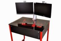 Lian Li muestra prototipo de gabinete tipo escritorio DK01