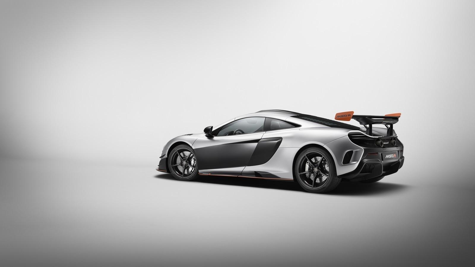 Foto de McLaren MSO R Coupé y R Spider (2/13)