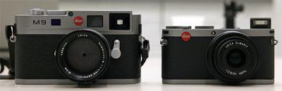 Leica M9 y Leica X1, ya es oficial