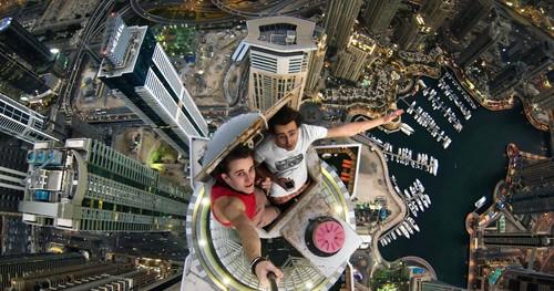 Las selfies de riesgo se han convertido en una moda mortal