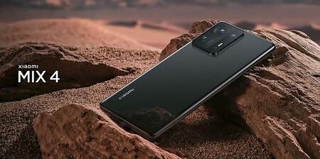 Xiaomi MIX 4: ya es oficial el primer móvil con cámara bajo la pantalla de Xiaomi