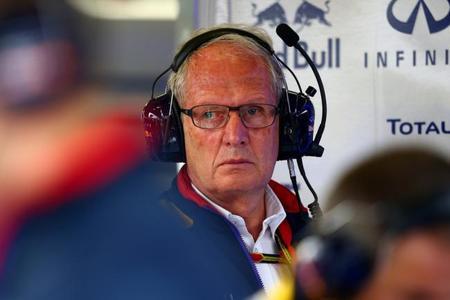 """Helmut Marko: """"En Red Bull no tenemos un fondo de pensiones"""""""