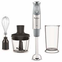 Batidora, picadora, varilla y vaso medidor: todo lo que incluye set Moulinex QuickChef DD655D10 por 39 euros en Amazon