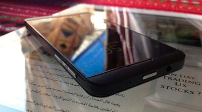 BlackBerry Z10 de nuevo en imágenes