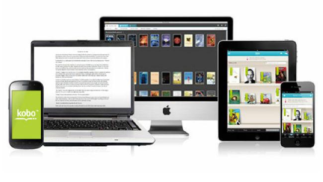 Kobo, aplicación multiplataforma